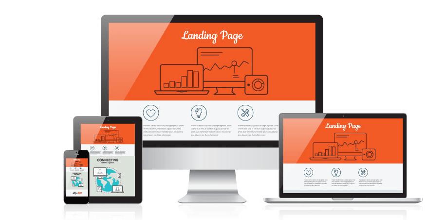sfruttare una landing page per aumentare le vendite del sito